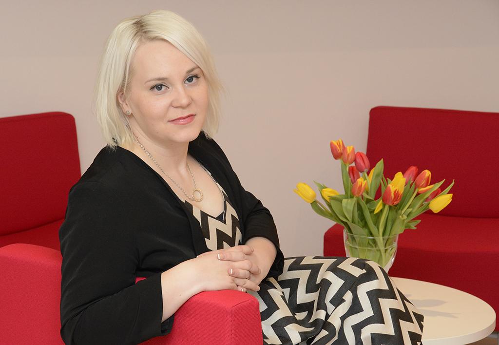 Mira Leinonen kirjoittaa työnkierrosta osaamisen kehittäjänä.