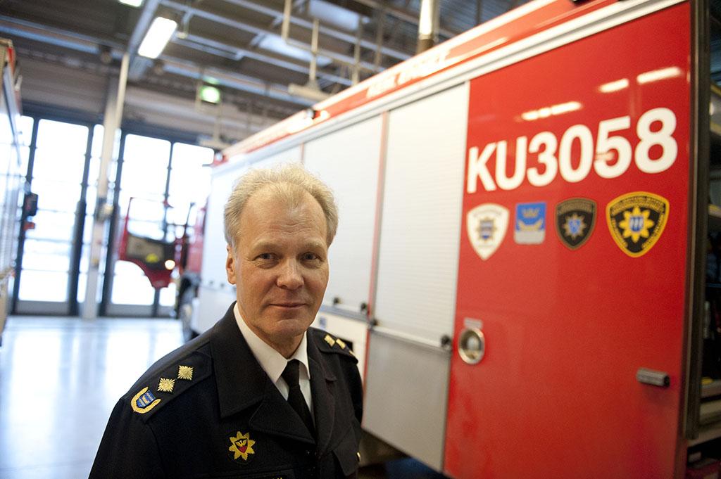 Pekka Vänskä aloittaa Uudenmaan pelastusliiton toiminnanjohtajana tammikuussa 2017 ja jää eläkkeelle pelastusjohtajan virasta.