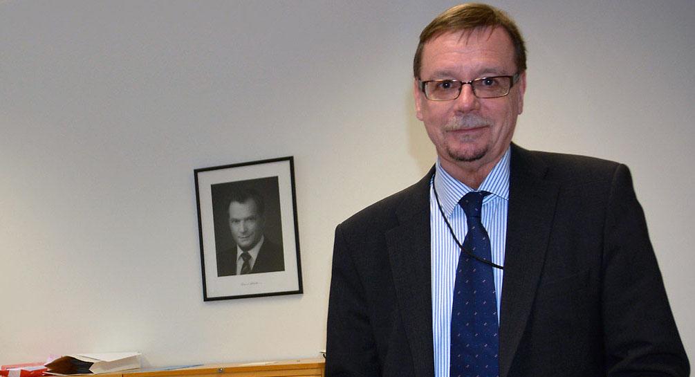 Pelastusylijohtaja Esko Koskinen toimii määräaikaisena sisäministeriön kansliapäällikkönä.