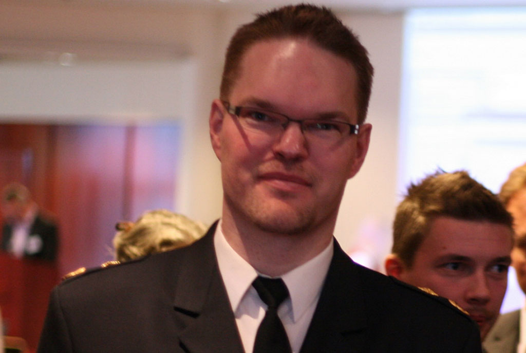 Pelastusylitarkastaja Jari Lepistö on sopimuspalokuntatoiminnan kansallisen yhteistoimintaryhmän puheenjohtaja.