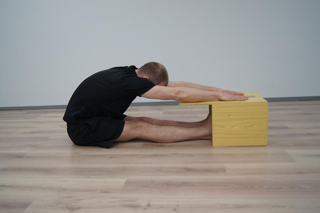 Eteenkurotus on tärkeä liike kehon liikkuvuuden kannalta.
