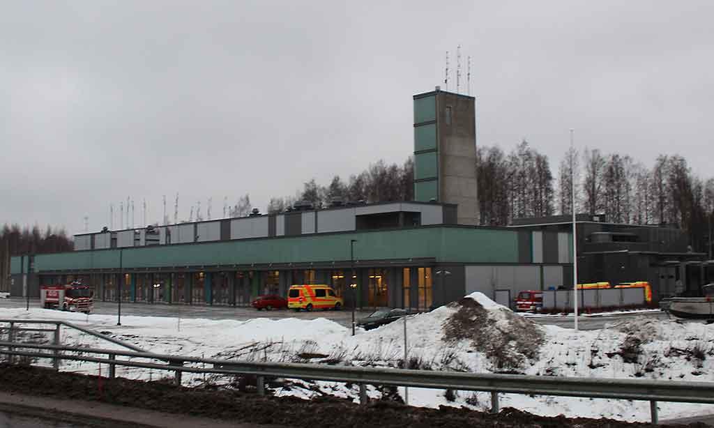 Keski-Suomen pelastuslaitoksen johtokunta hyväksyi kolmen prosentin korotuksen palvelumaksuihin.