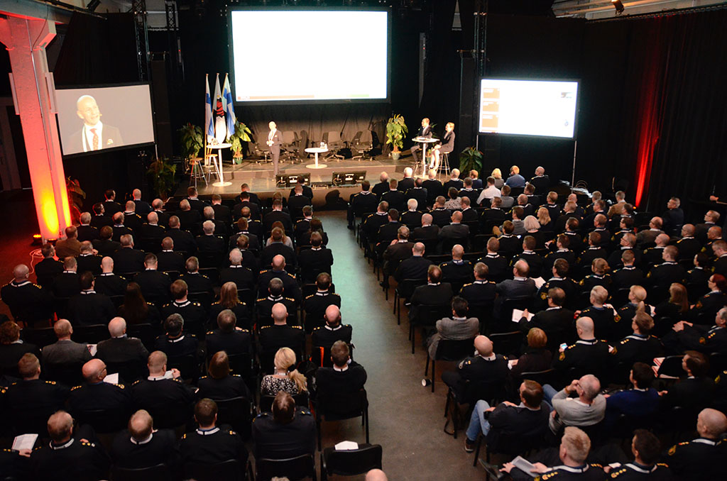 Palopäällystöpäivät järjestetään tänä vuonna Hämeenlinnassa. Kolme vuotta sitten oltiin Turussa.