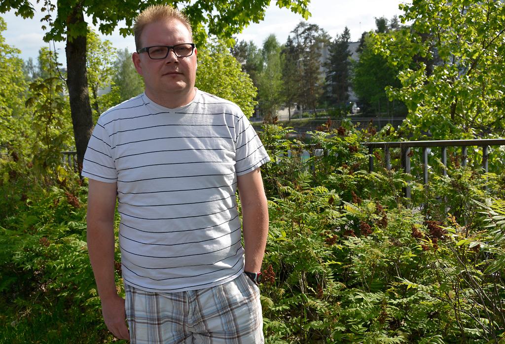 Sami Rynön palokuntaharrastus alkoi 9-vuotiaana Lauttasaaren VPK:ssa. Hän on ollut mukana myös mm. Orimattilan VPK:ssa ja Hyvinkään konepajan TPK:ssa. Hän asuu nyt vaimonsa ja tyttärensä kanssa Hyvinkäällä.