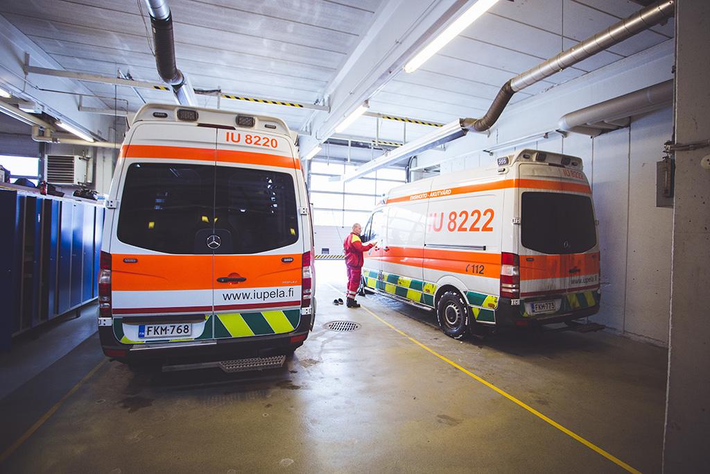 Pelastuslaitoksia on jatkossa 18. Samoissa maakunnissa järjestetään myös ensihoito.
