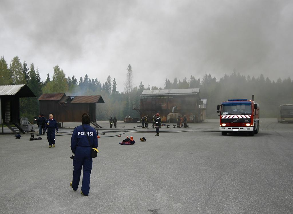 Uuteen pelastuslakiin malli toimivaltuuksista muilta viranomaisilta, kirjoittaa Ilkka Eskelinen.