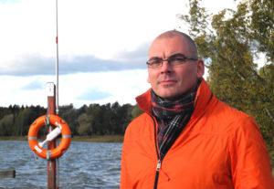 Juha Jormakka. (Kuva: Kaisu Puranen)