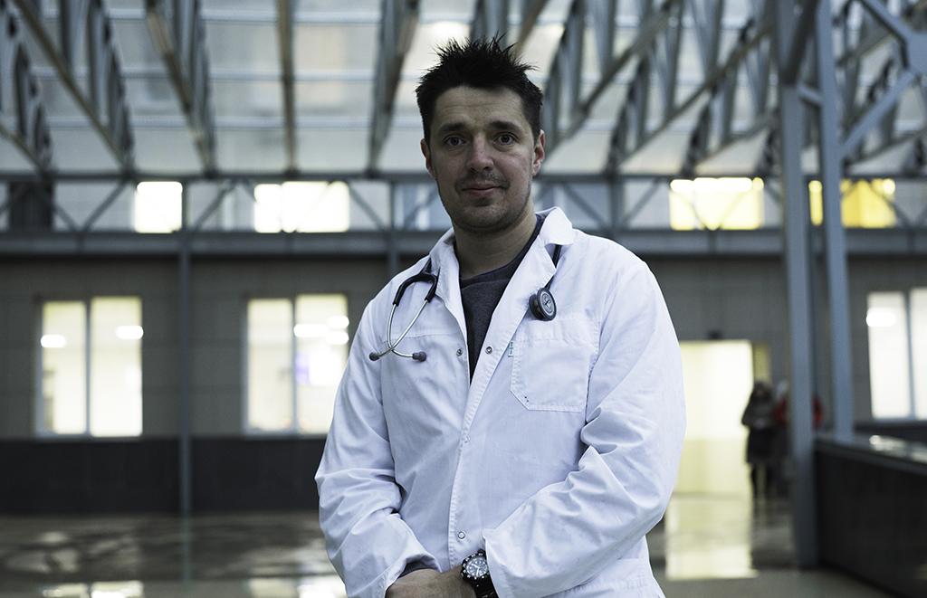 Atte Virolainen opiskelee nykyisin Pietarin yliopiston lääketieteellisessä tiedekunnassa.