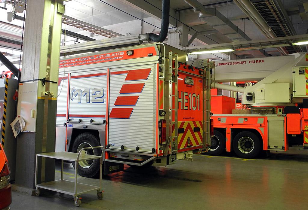 Helsinki ei halua yhteen Uudenmaan pelastuslaitosten kanssa.