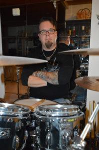 Musiikkiharrastus seurasi Marko Laaksoa lapsuudesta saakka.