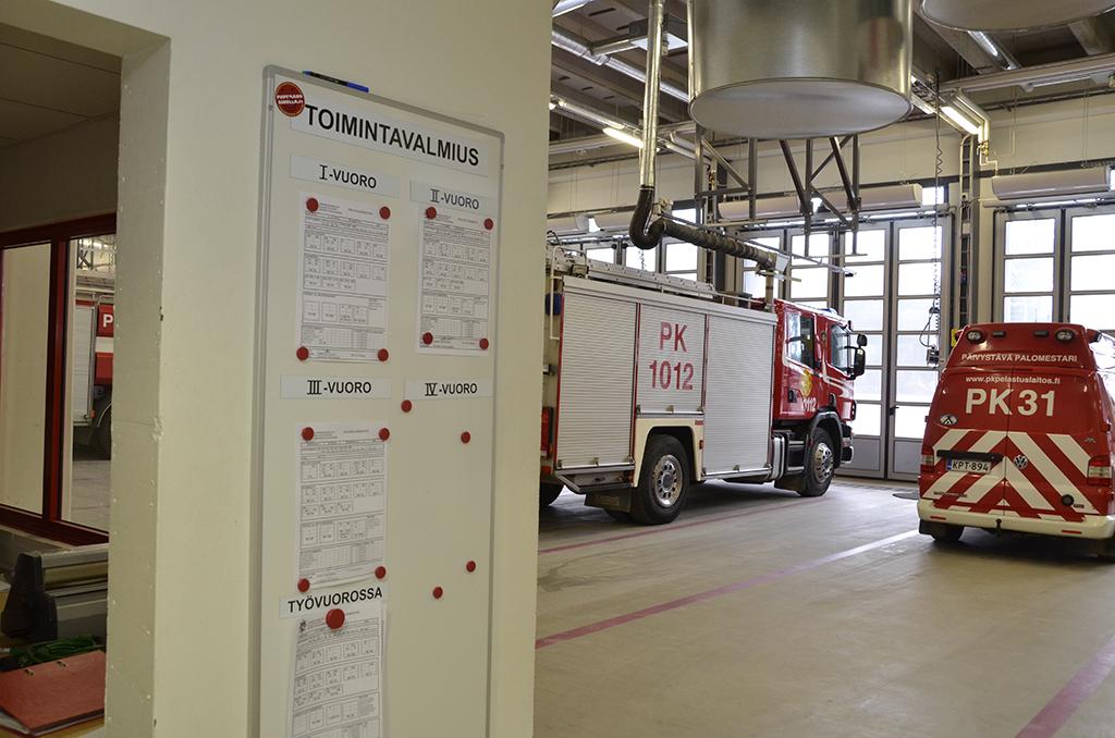 SPAL kantaa huolta palomiesten riittävyydestä maakuntauudistuksessa. Pystyykö pelastustoimi pitämään puolensa maakuntien muiden hallinnonalojen joukossa?