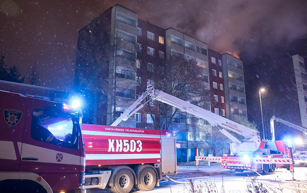 Pelastuslaitoksen luottamusta herättävä toiminta syntyy erityisesti ammatillisesti hoidetuissa pelastustehtävissä.