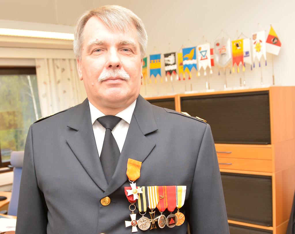 Jyrki Landstedt aloittaa Keski-Uudenmaan pelastuslaitoksen pelastusjohtajana.