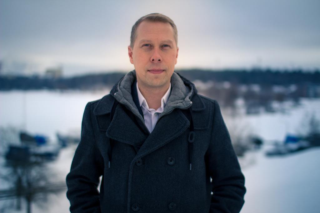 Jan-Erik Palviainen on kehittänyt eteläkarjalaista ensihoitoa kymmenen vuoden ajan.