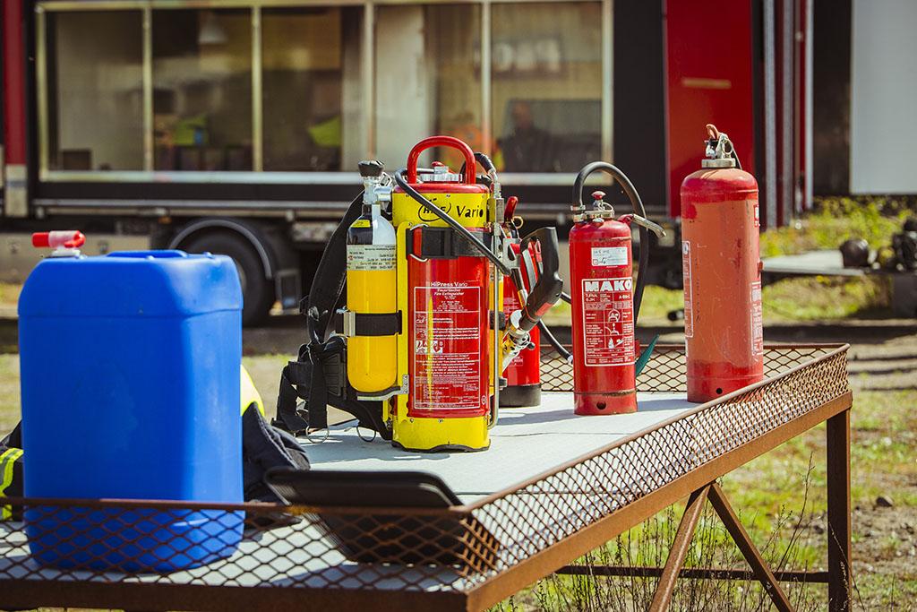 Pelastustoimen laitteista annettu laki eli niin kutsuttu laitelaki koskee erilaisia paloturvallisuuslaitteita.