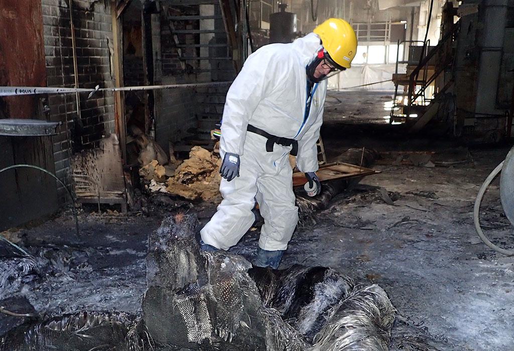 Vuosi sitten Satakunnassa sattui kaksi isoa tehdaspaloa neljän päivän sisällä.