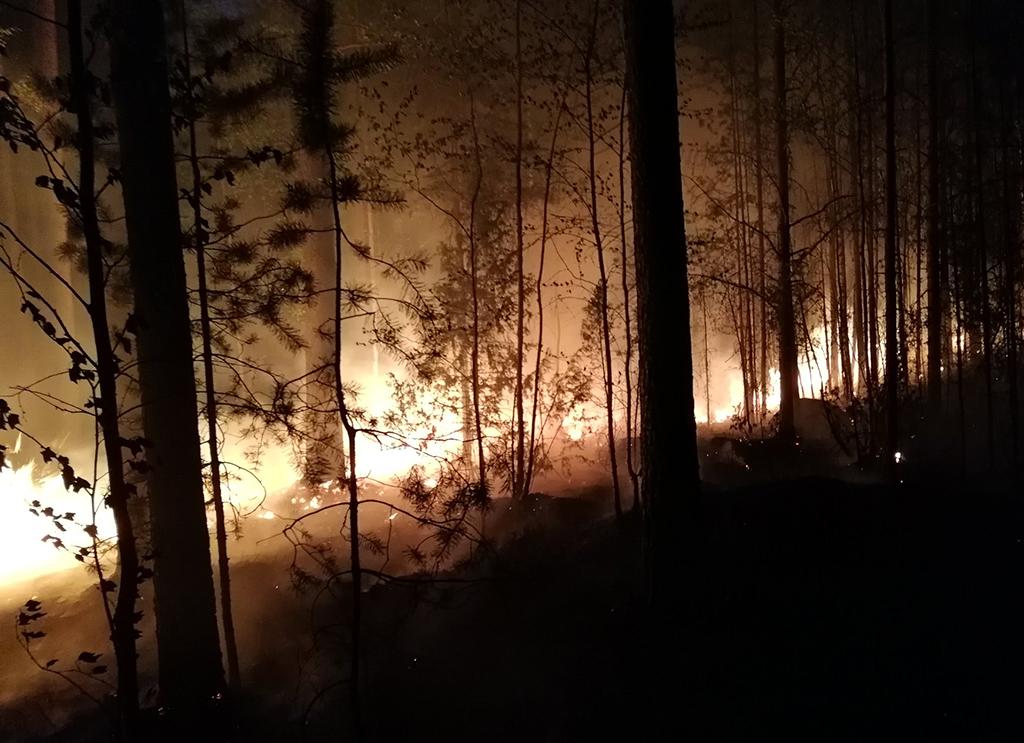 Metsäpalojen tähystyslennoista aiheutuneet kustannukset ovat olleet tänä kesänä merkittävästi ennakoitua suuremmat.