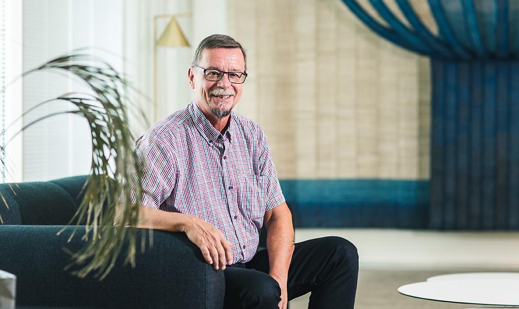 Pelastusylijohtaja Esko Koskinen jää eläkkeelle 1. lokakuuta. Virkapukuaika on silloin taakse jäänyttä elämää.