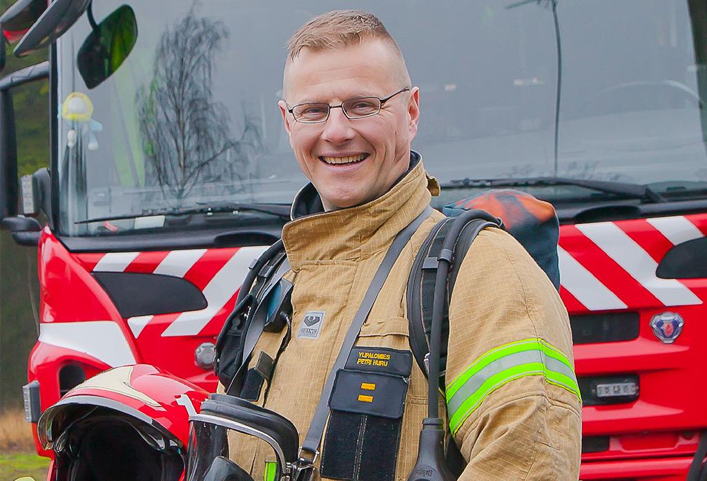 Porilainen ylipalomies Petri Huru nousee kansanedustajaksi varasijalta Satakunnan vaalipiiristä.