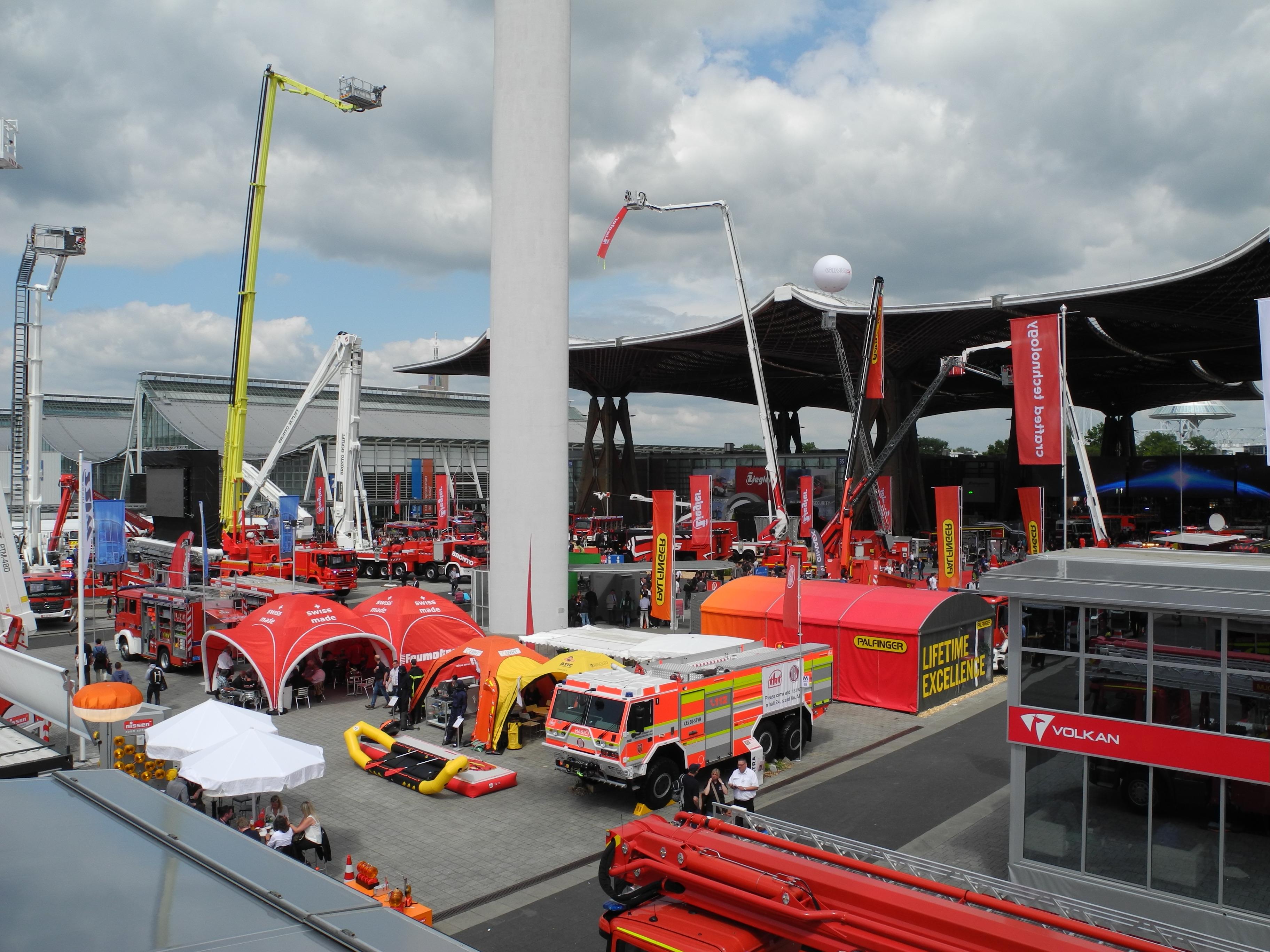 Edellisen kerran messut järjestettiin Hannoverissa 2015.