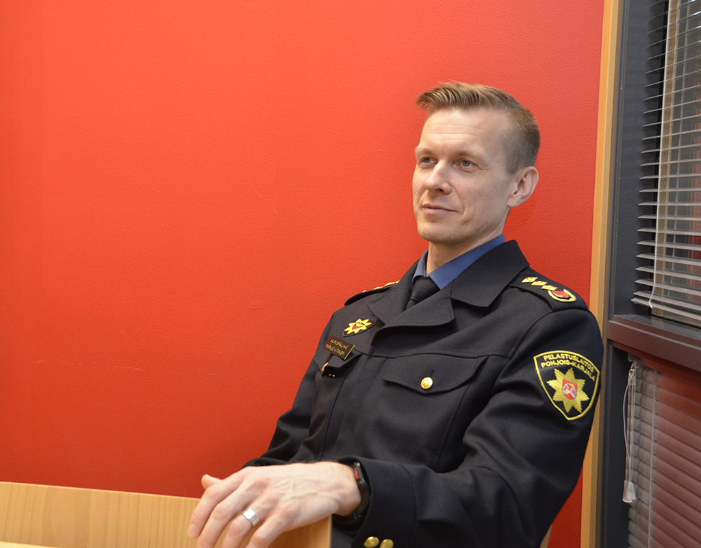 Pelastusjohtaja Markus Viitaniemi ryhtyy vetämään pelastustoimen uudistuksen alueellista valmistelua.