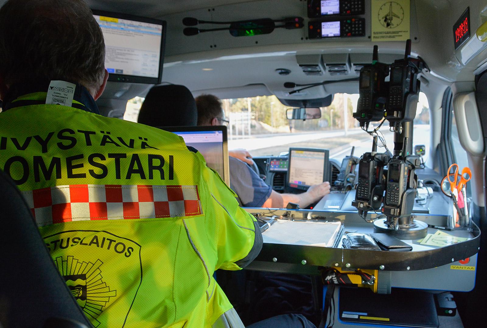 Tietopankki on hyvä työkalu tilanne- ja johtokeskuksiin, johtoautoihin ja pelastusyksiköihin, sekä sopimuspalokuntien ryhmänjohtajille, jos pelastusviranomainen ei tule kohteeseen.