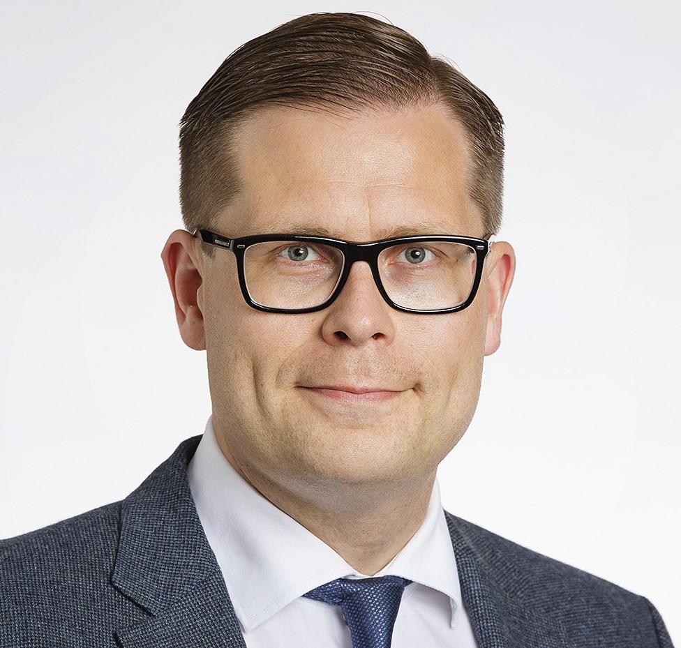 Markus Aarto aloittaa Lapin uutena pelastusjohtajana.
