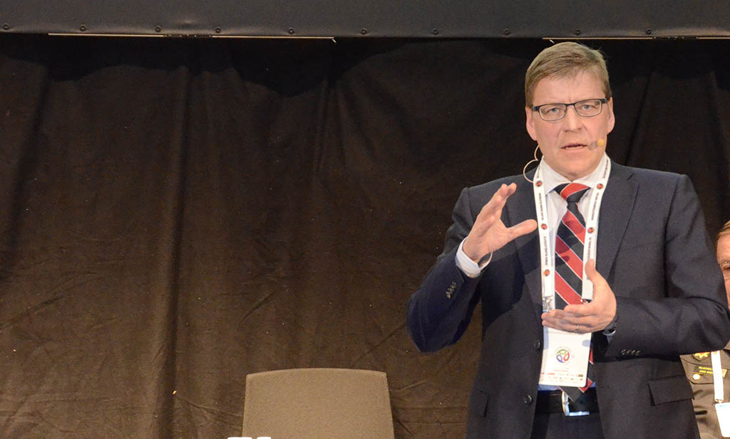 Taito Vainio aloittaa 1.maaliskuuta Hätäkeskuslaitoksen johtajana.