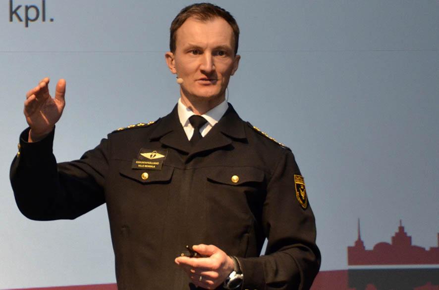 Keski-Suomen uusi pelastusjohtaja Ville Mensala työskenteli 14 vuotta Helsingin pelastuslaitoksella. Viimeksi esikuntapäällikkönä.