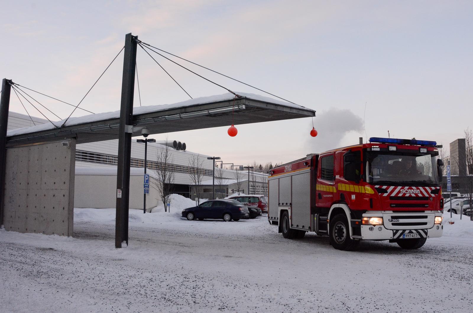 Pelastusopistolle esitetään lisätalousarviossa 2,4 miljoonaa euroa vuosille 2021-22.