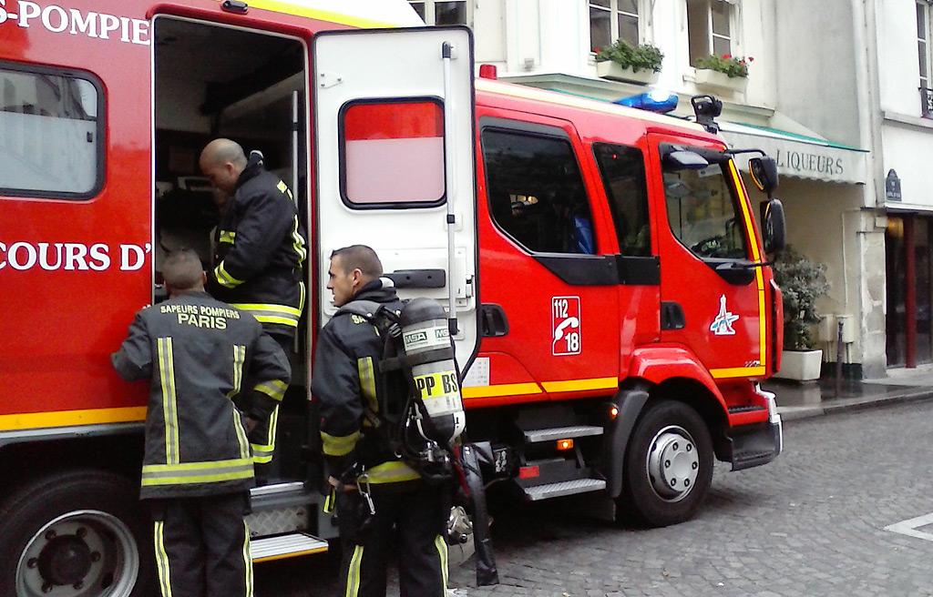85 prosenttia Ranskan pelastustoimen henkilöstöstä työskentelee sairaankuljetustehtävissä.