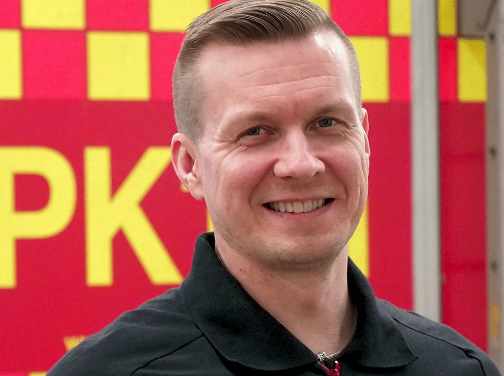 Markus Viitaniemi työskentelee pelastusjohtajana Pohjois-Karjalan pelastuslaitoksessa