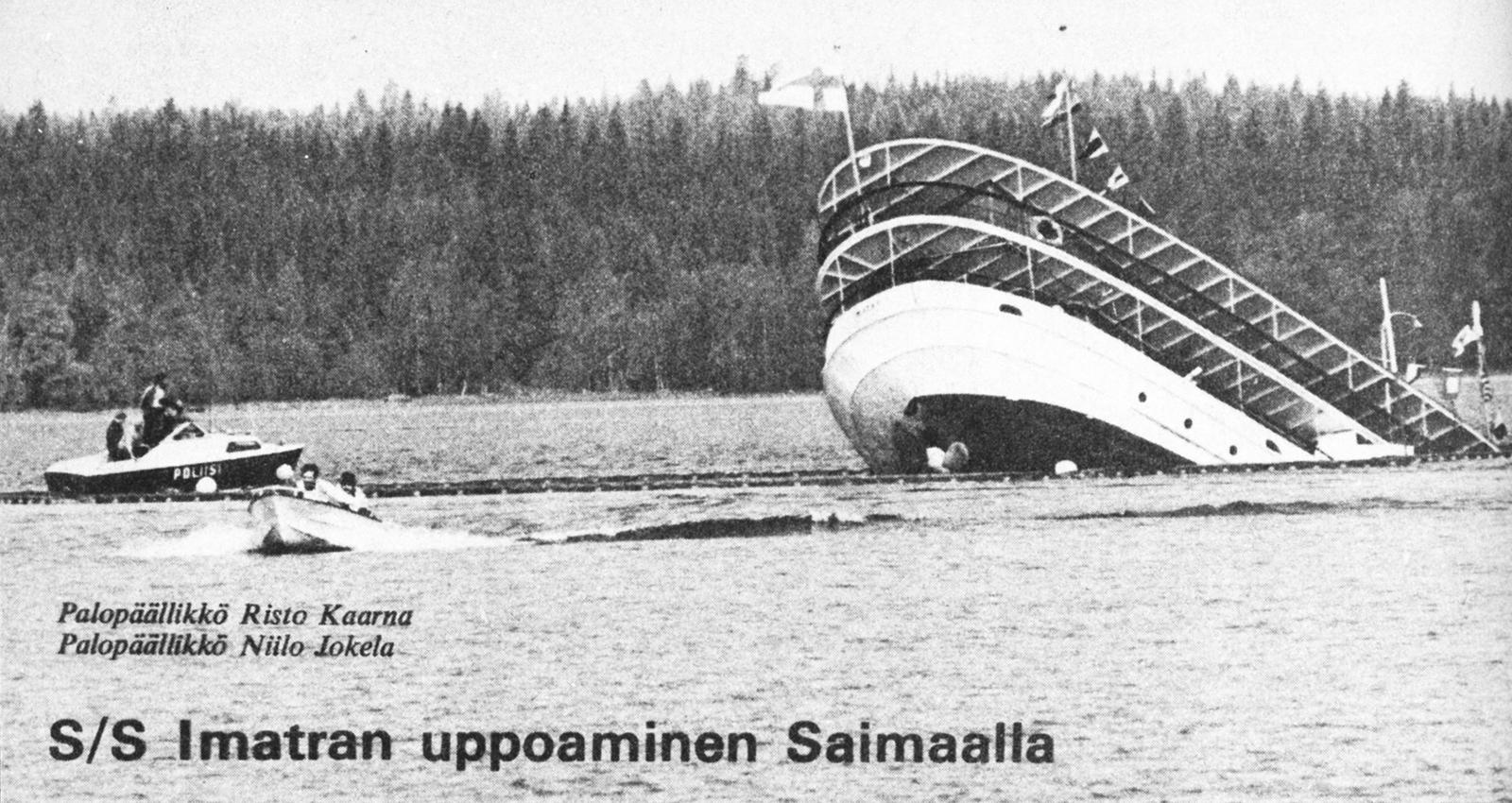 Kuvakaappaus: Palontorjunta 6–7/1977.