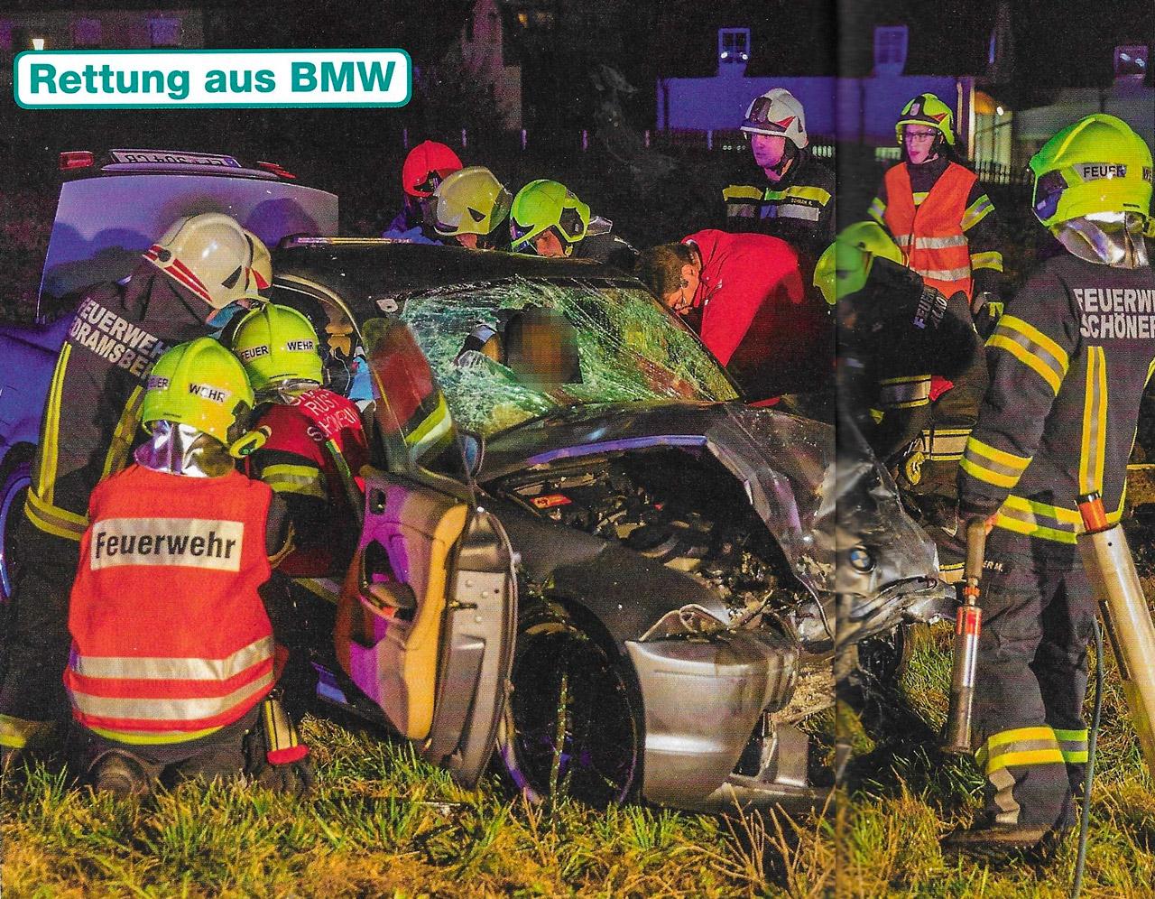 Kuvakaappaus: Feuerwehr-Magazin 1/2019.