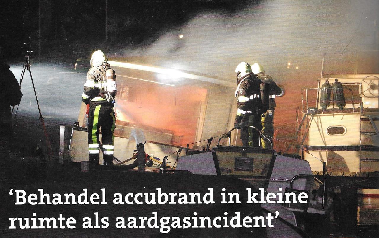 Kuvakaappaus: Brand en Brandweer 5/2021.