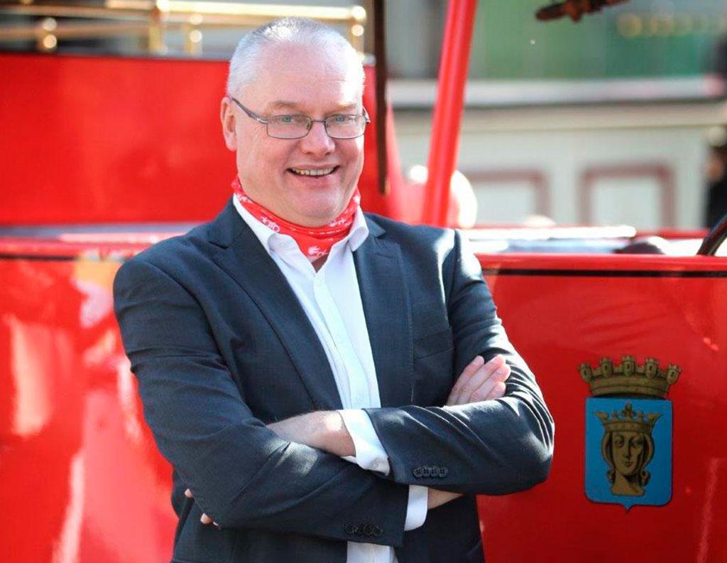 Dafo Brand Ab:n toimitusjohtaja ja omistaja Thomas Sparring sanoo kaupan mahdollistavan toiminnan laajentamisen Suomessa.